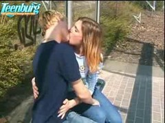 Teenage Outdoor Sex