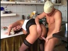 German Mature Teacher And Student Have Sex
