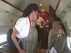 Bussen Stewardess