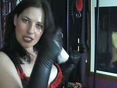 Mistress Kate Strapon