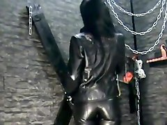 Leather porn movies