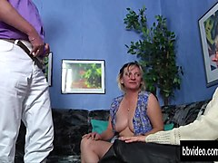 bisexual german slags share cock