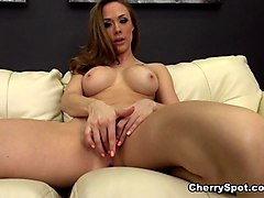 Chanel Preston in Chanel Preston Masturbation - CherrySpot