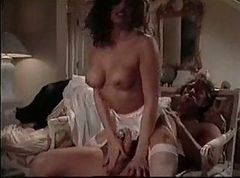 Ashlyn Gere in stockings riding cock