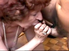 Two Mature Babes Gangbanged By Young Men