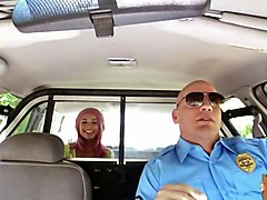 aidra fox fucks the guy who arrest her