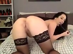 PAWG with the perfect butt and big boobs webcam show