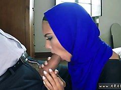 muslim girl sucks cock xxx anything to help the poor