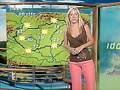 Weather Reporting Lady 3