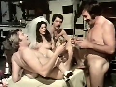 Incredible Amateur clip with Group Sex, Vintage scenes