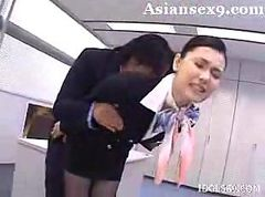 Stewardess filmati tube