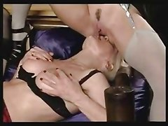 Mature Woman Fucked And Double Fisted