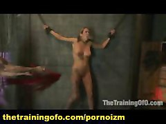 Bdsm Training And Corporal Punishments Of Slave Rain De Grey