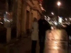 Real Prostitute Fucked In St Petersburg Street